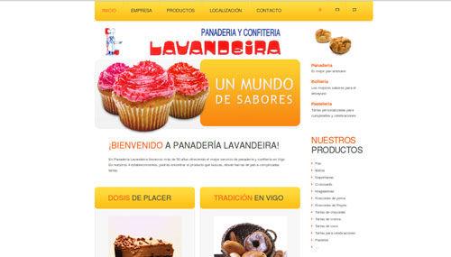Panadería - Confitería Lavandeira