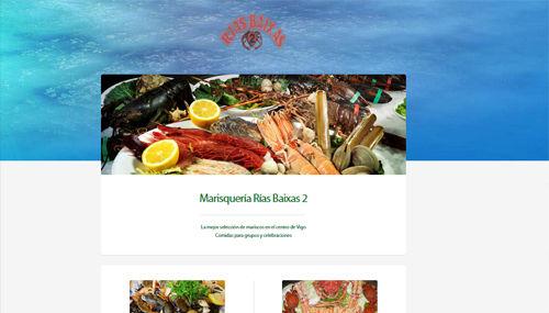 Rías Baixas 2 - Restaurante, marisquería en Vigo