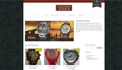 Relojería Gaspar
